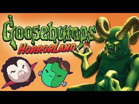 Goosebumps HorrorLand - Game Grumps