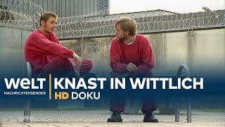 JVA Wittlich - Eine Kleinstadt hinter Gittern   Doku 2019