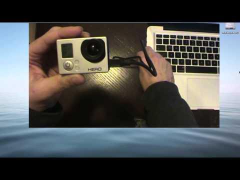 GoPro Hero 3 My Macbook Pro Will not recognize GoPro.
