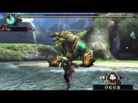 Monster Hunter Portable 3rd - Guild | ★8-17 | Zinogre | Great Sword | 04'37