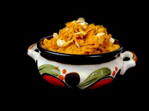GAJAR ko HALUWA | गाजरको हलुवा | CARROT HALWA Recipe 🍴113