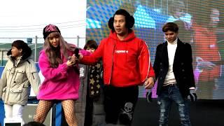 Download អីុតេរក-Yuri&Bmoច្រៀងនៅកូរ៉េ안산-원시운동장 [2019/02/05]. Video