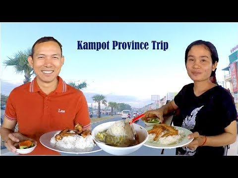 Company Trip to River Park 1 - Travel from Phnom Penh City to Kampot Province