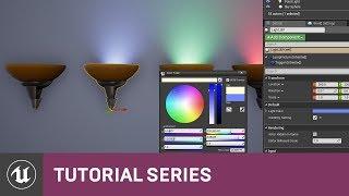 Blueprint Essentials: Arrays | 08 | v4 2 Tutorial Series