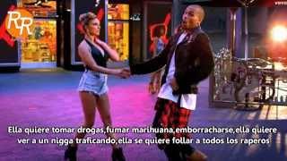 Chris Brown - Loyal Ft Lil Wayne & Tyga (Subtitulada Español)