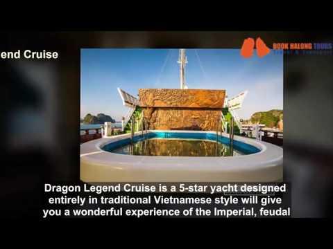 Book Halong Tours -  Halong Bay Cruise