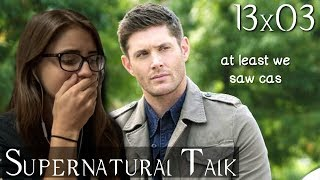 Supernatural Talk || s13e03