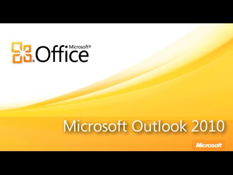 How to setup Microsoft Office Outlook 2007 used webmail