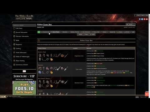 How to Make a Build- Elder Scrolls Online