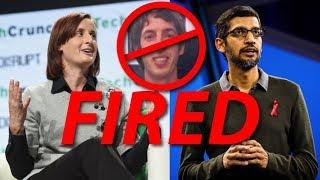 "Anti-White Man, Anti-Truth Google Fires Employee for ""Diversity Memo"""