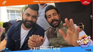 Jaggi Singh | Mar Gaye Oye Loko | Behind The Scenes | 31 August