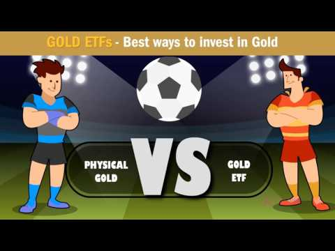 Axis Direct - Learn How to Start Investing in Gold ETFs (Exchange Traded Funds)