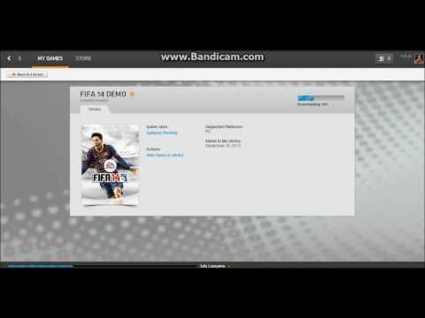 How To Download FIFA 14 DEMO On Your Origin For Free