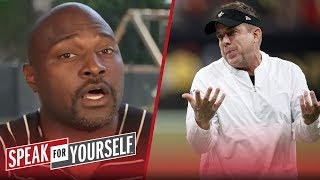 Sean Payton is trying to 'gently nudge Drew Brees out the door' – Wiley | NFL | SPEAK FOR YOURSELF