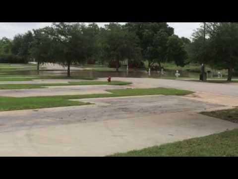 Bastrop park flood May 2015