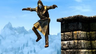 This Is How Jumping Should Have Worked in Skyrim - Skyrim Mods - Week 236