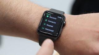 Apple Watch Series 3 hands on