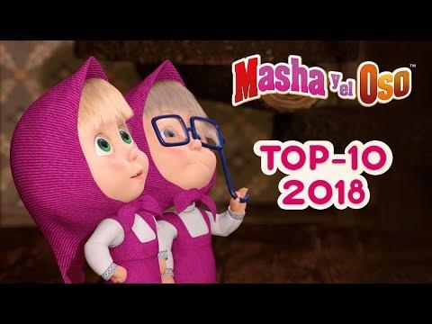 Xxx Mp4 Masha Y El Oso Top 10 🎬 Melhores Episódios De 2018 3gp Sex