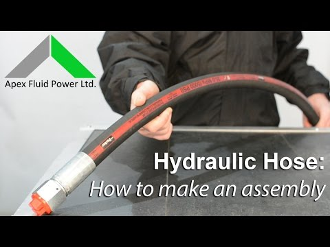 Hydraulic Hose - How To Make an Assembly