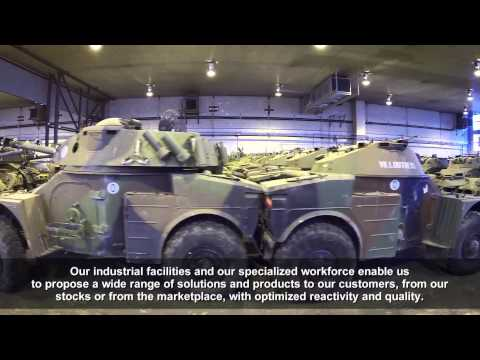 Sofema : Ex Military, Army and civil equipments for Sale 2
