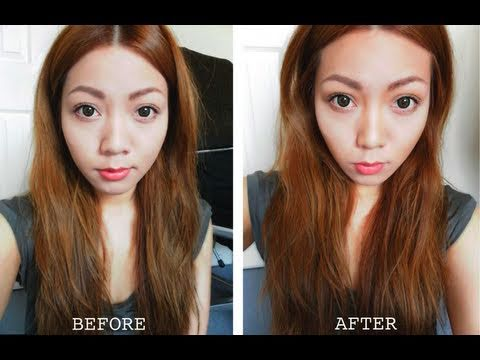 Slimmer Face in 5 Minutes!