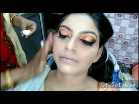 Real || Bridal makeup.... (Hindi)