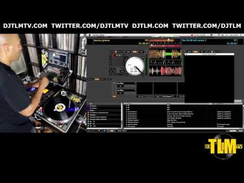 Serato Scratch Live Tutorial (software overview / main features)