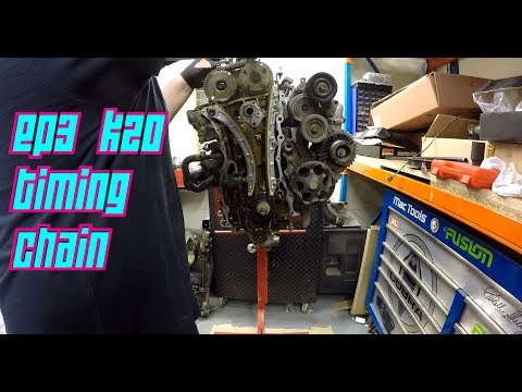 Civic Type R EP3 Timing Chain Guide Sort Of! K20