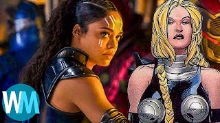 Valkyrie: Comic Book Origins