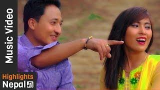 Gham Hoki Juna | New Nepali Lok Dohori Song 2017 | Hari Bahadur Kafle Magar, Devi Gharti Magar