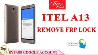 ITEL A13 FLASH LOGO PROBLEM FIX