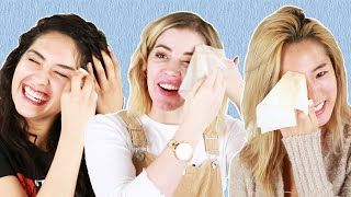 Women Go Makeup-Free At Work For A Day