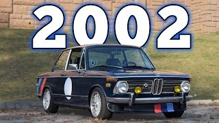 1972 BMW 2002: Regular Car Reviews