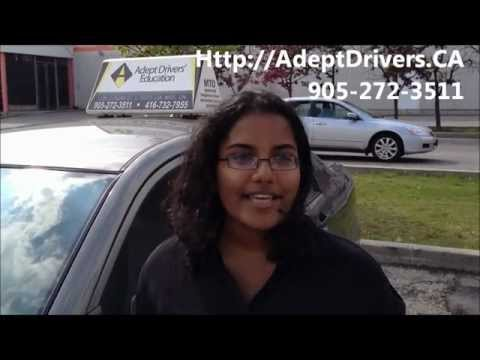 Best Driving School in Mississauga