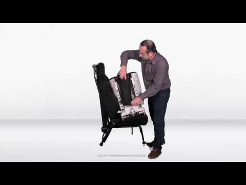 ADVANSAFIX III SICT – Installing the Seat ¦ Group 1