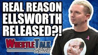 Real Reason WWE RELEASED James Ellsworth?! | WrestleTalk News Nov. 2017