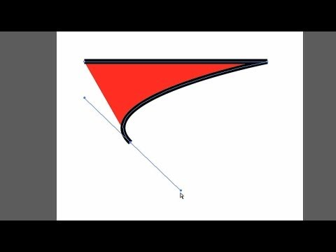 How to Create Straight & Curved Lines | Adobe Illustrator