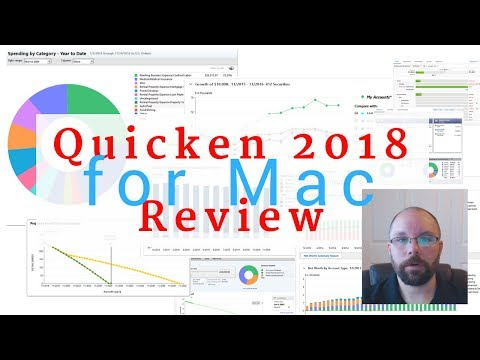 Quicken 2018 for Mac Review - Starter, Deluxe, and Premier