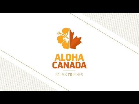 Aloha Canada - Australia