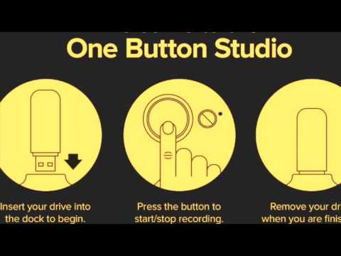 One-Button Studio@Ammerman Library: An Introduction