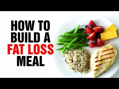 How To Build Result Getting Fat Loss Meals That You'll Want To Eat - Keto Recipe - Sixpack Factory