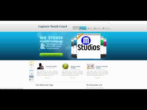 Beatific Wordpress Theme - How to setup menu tab icons