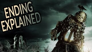 SCARY STORIES TO TELL IN THE DARK Ending + Monsters Explained!