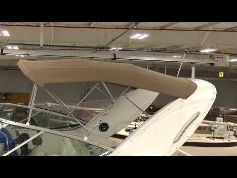 How to Make a Replacement Powerboat Bimini