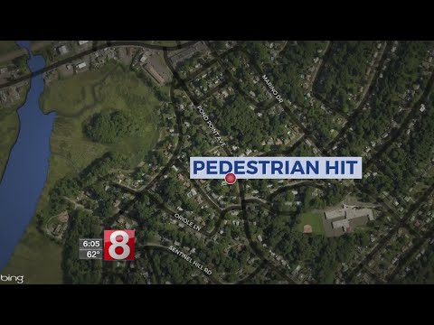 Investigation underway after pedestrian hit by vehicle in Milford