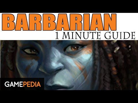 Pillars of Eternity: Barbarian - 1 Minute Guide - Gamepedia