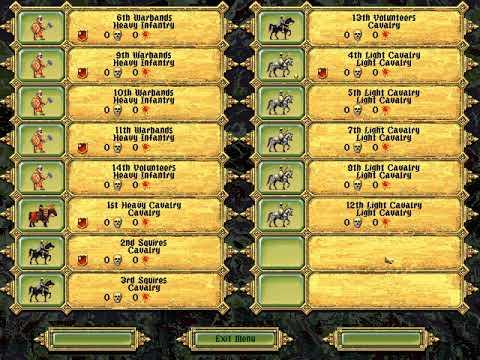 DOS Game: Fantasy General