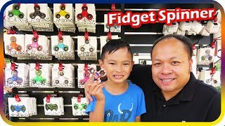 Download Fidget Spinner Toy Hunt at Shopping Mall 6, I Got Free Fidget Spinner - TigerBox HD Video
