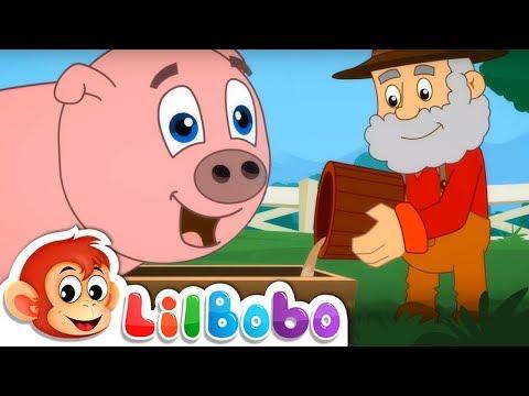 Old MacDonald Had a Farm | Flickbox Nursery Rhymes | Children Songs with Lyrics