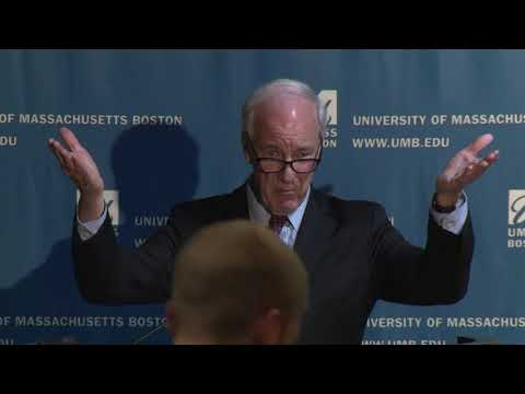 2018 Robert C. Wood Lecture: Reuben E. Brigety II, PhD
